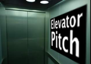 Elevator pitch effectively